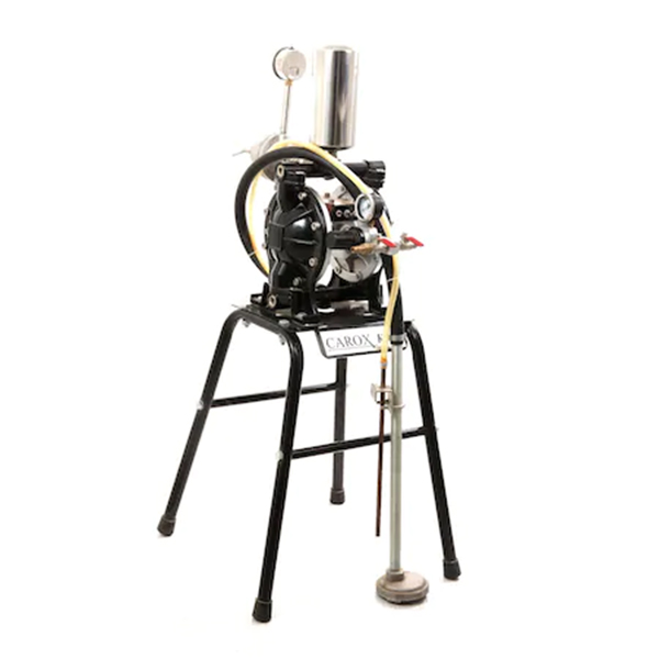 Carox K56 Çift Diyaframlı Boya Pompası