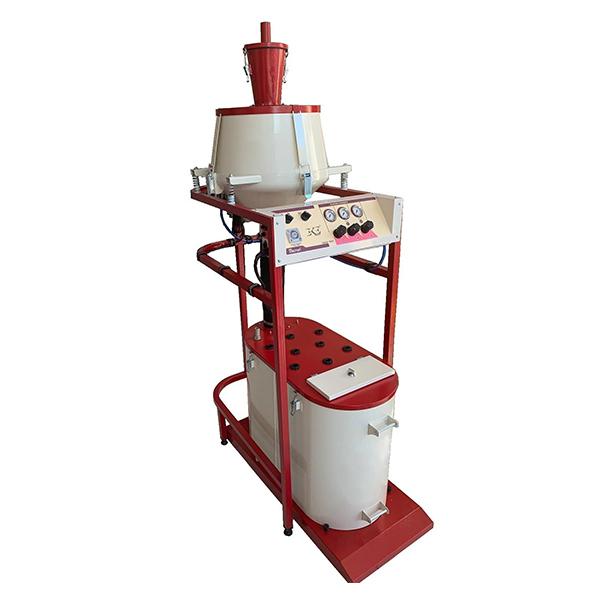 Toz Boya Geri Dönüşüm Makinası
